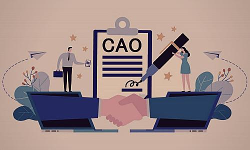 Scholingbudget vanuit het CAO